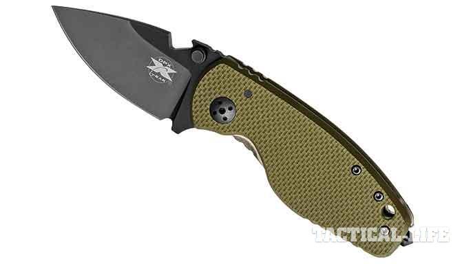 Folding blades, folding knives GWLE 2015 SOG DPx Gear HEAT/F