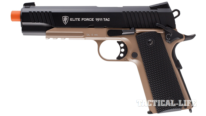 Air Pistols GBG ELITE FORCE 1911 TAC