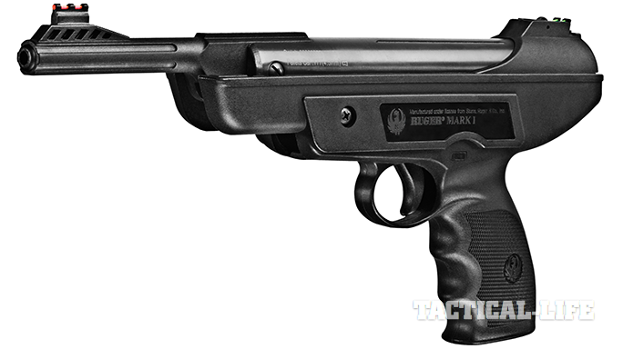 Air Pistols GBG RUGER MARK I