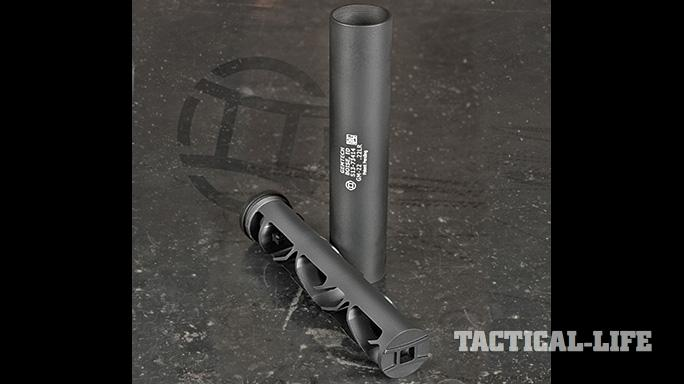 Gemtech G-Core GM-22 suppressor