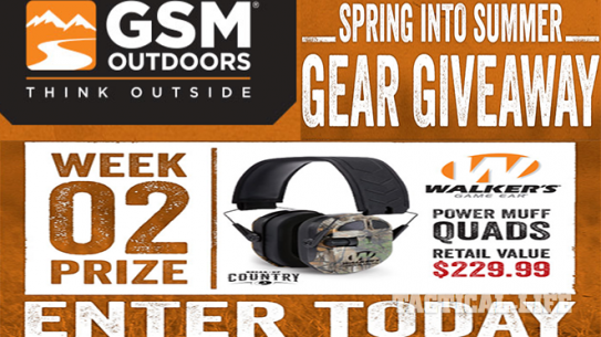 GSM Outdoors Spring into Summer giveaway week 2