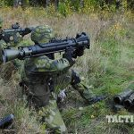Carl Gustaf M4 Rocket Launcher field