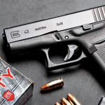 Glock 43 pistol GWLE June 2015 lead