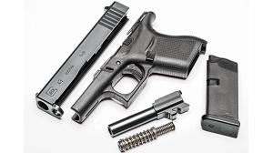 Glock 43 pistol GWLE June 2015 parts
