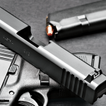 Glock 43 pistol GWLE June 2015 slide