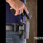 Hogue Automatic Retention Carry Holsters draw