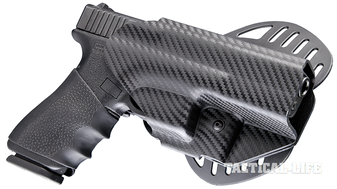 Hogue Automatic Retention Carry Holsters paddle