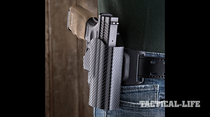 Hogue Automatic Retention Carry Holsters