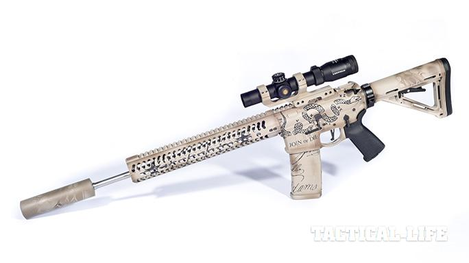 Idaho Liberty Belle Rifle left