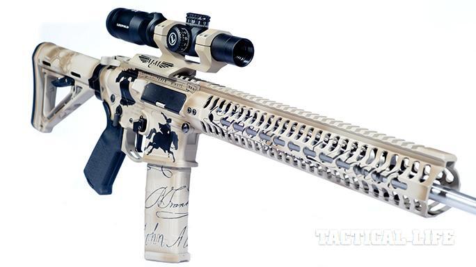 Idaho Liberty Belle Rifle solo