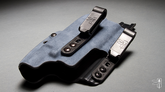 Haley Strategic Incog Shadow IWB Holster blue