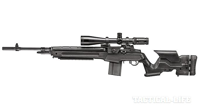 Springfield Armory Loaded M1A LE Rifle left