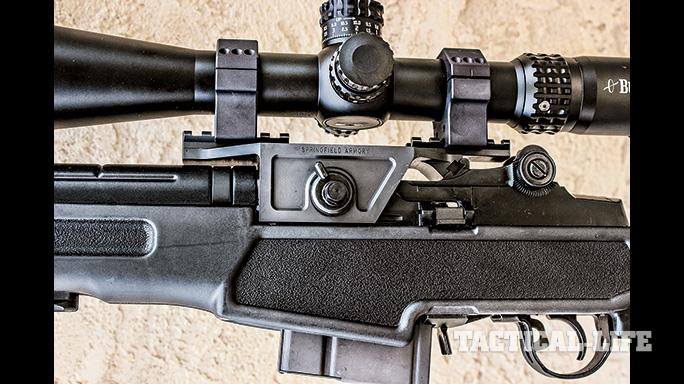 Springfield Armory Loaded M1A LE Rifle mount