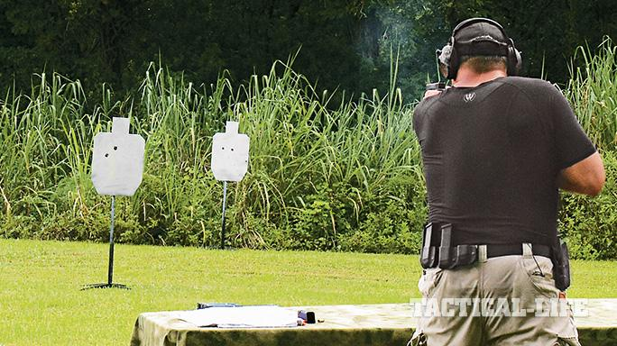 Dave Harrington Dry-Fire Training targets