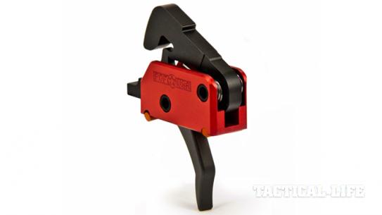 Patriot Ordnance Enhanced Finger Placement Trigger