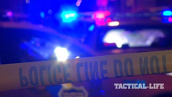 FBI Police deaths line of duty 2014