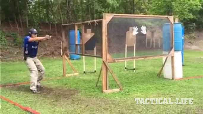 Dave Sevigny 2015 USPSA Single Stack Sectional