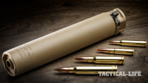 SureFire SOCOM300 SPS .30-Caliber Suppressor
