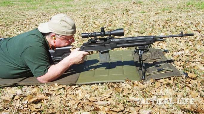 Exclusive: Springfield Armory's Precision Adjustable Loaded M1A