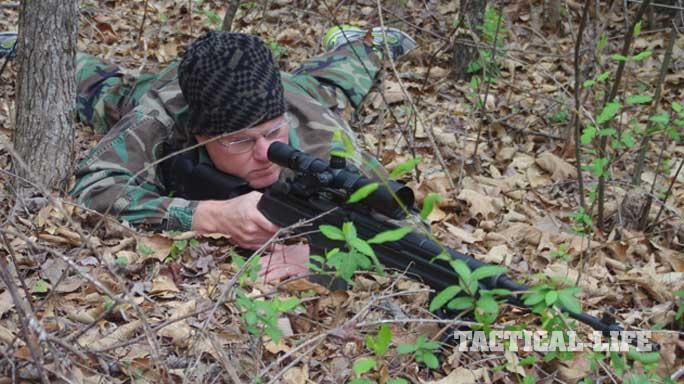 Springfield Armory Loaded M1A solo 27