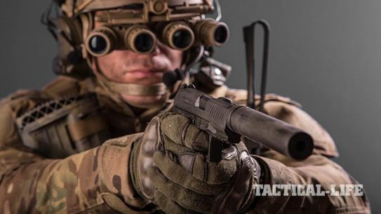 Covert Strike: Top 15 Suppressor-Ready Pistols lead