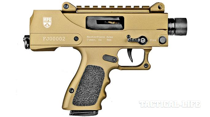 Suppressor-ready pistols SWMP July 2015 MasterPiece MPA930DMG
