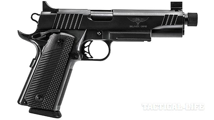 Suppressor-ready pistols SWMP July 2015 Para Black Ops Combat