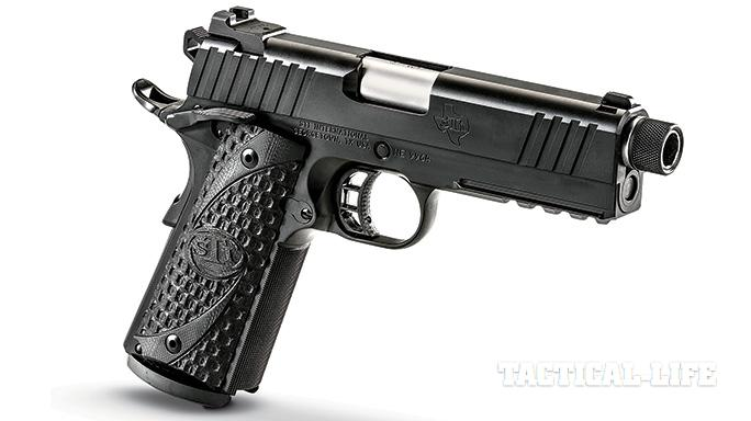 Suppressor-ready pistols SWMP July 2015 STI Tactical SS 4.0 TR