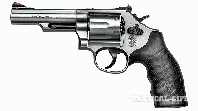 Smith & Wesson Model 66 revolver GBG 2015