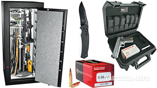 6 Tactical Accessories SWMP July August 2015