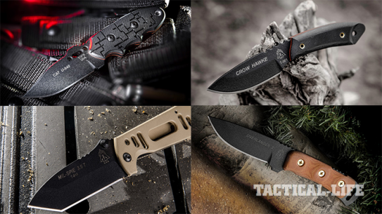 Cutting Edge: 7 Elite Blades From TOPS Knives