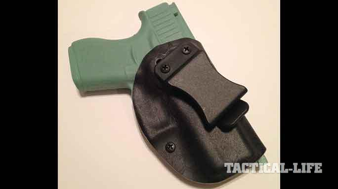 YetiTac Glock 43 holster IWB front