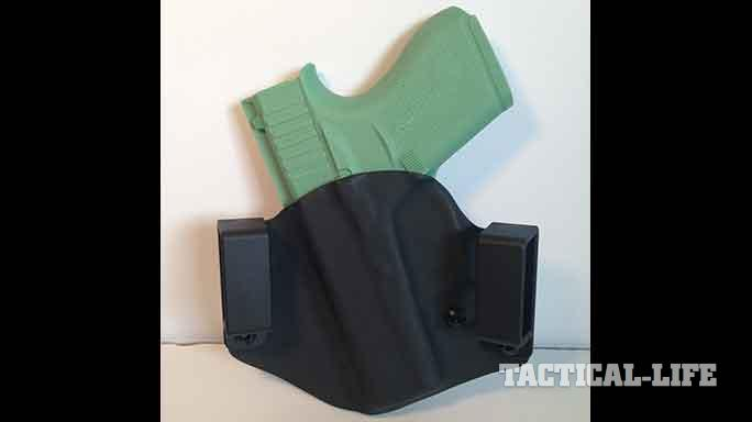 YetiTac Glock 43 holster canted rear