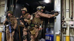 Maritime Raid Force 26th MEU Marines