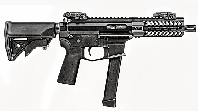 9mm Carbines GWLE June 2015 Angstadt Arms UDP-9 SBR