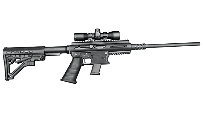 9mm Carbines GWLE June 2015 TNW Firearms Aero Survival Rifle