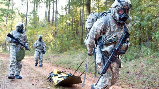 U.S. Army Warfighter Uniform fabric 2015