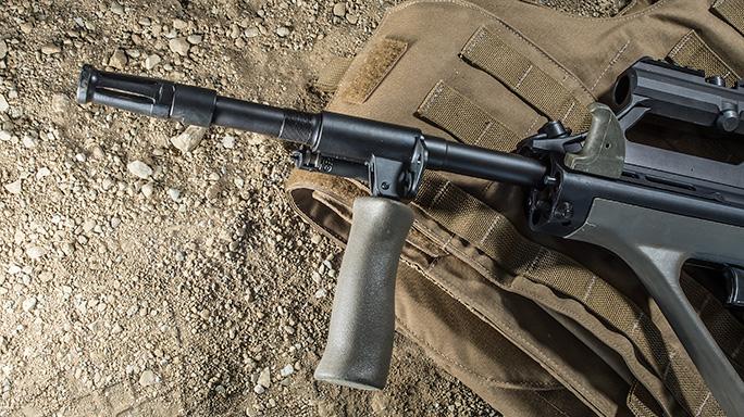 Steyr Arms AUG/A3 M1 Bullpup TW August 2015 barrel