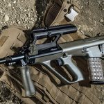 Steyr Arms AUG/A3 M1 Bullpup TW August 2015 lead