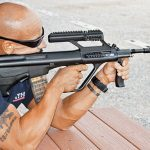 Steyr Arms AUG/A3 M1 Bullpup TW August 2015 range
