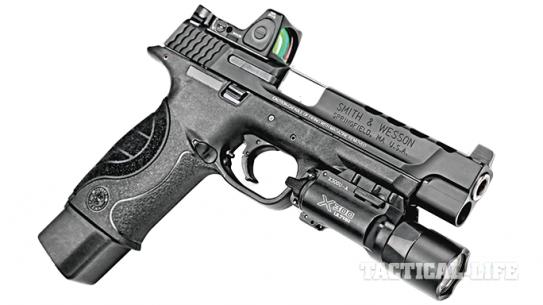 Smith & Wesson M&P9 Ballistic Summer 2015