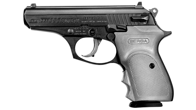 Concealed Carry Pistols Under $500 Bersa Thunder Combat