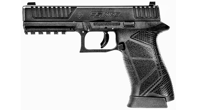 Concealed Carry Pistols Under $500 Diamondback FS Nine