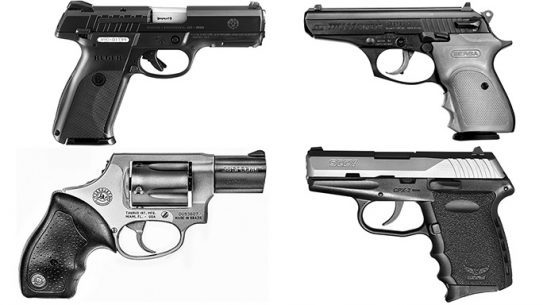 12 Concealed Carry Pistols Under $500