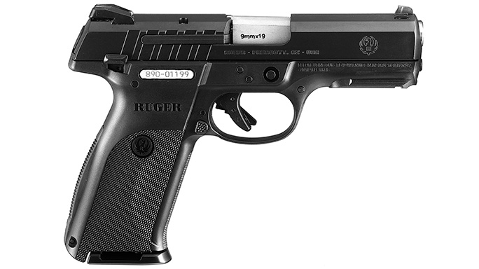 Concealed Carry Pistols Under $500 Ruger SR9E