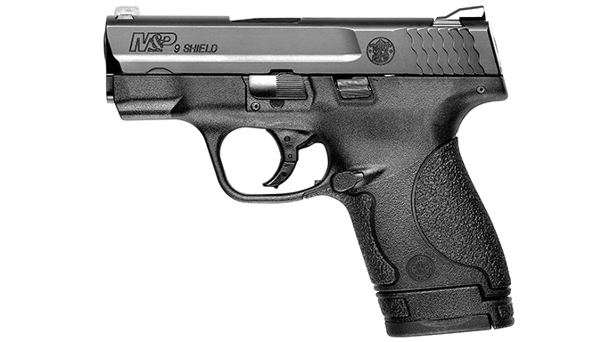 Concealed Carry Pistols Under $500 Smith & Wesson M&P Shield