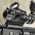 Del-Ton Evolution Rifle CBG 2016 scope