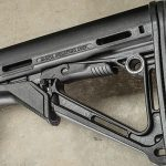 Del-Ton Evolution Rifle CBG 2016 stock