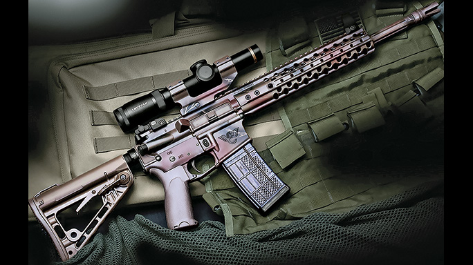 Wilson Combat Paul Howe Tactical Carbine CBG16
