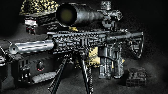 Wilson Combat Super Sniper CBG16